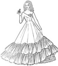 advance Vintage Lace Wedding Dresses carmen rita hayworth s red gown from movie carmen oct 1968